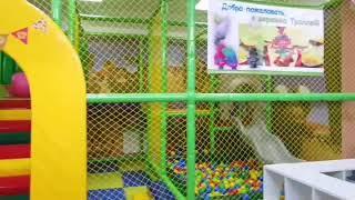 Обзор детского кафе Песочница