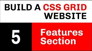 Build a CSS Grid Website // Video 5