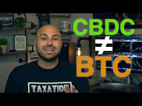 [CLIP] Central Bank Digital Currencies are NOT Cryptocurrencies