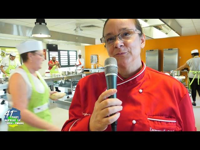 41éme foire de Bras-Panon Grand concours culinaire