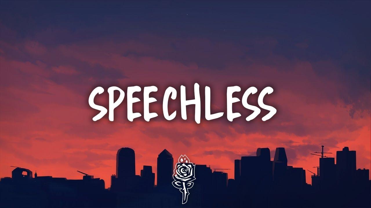 Robin Schulz feat  Erika Sirola - Speechless (Lyrics)