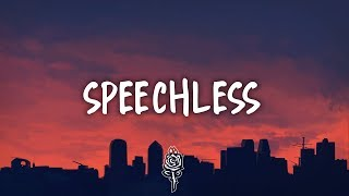 Robin Schulz feat Erika Sirola  Speechless (Lyrics)