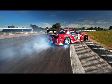 The Best Illegal Street Drifting Compilation 2018