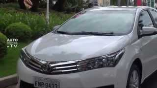 Corolla 2014 Test Informe Presentación De Toyota En Brasil. Www ...