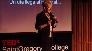Como influye la mente en nuestra salud o enfermedad | Beatríz Luengo | TEDxSaintGregory'sCollege