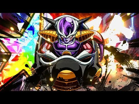 THE STRONGEST CHARACTER IN THE NAMEK SAGA! 100% RAINBOW STAR LR FRIEZA! (DBZ: Dokkan Battle)