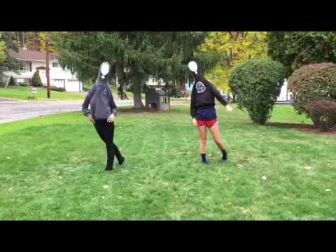 Juju on dat beat mannequin head dance