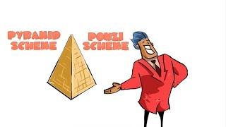 The Little Black Book of Scams: Pyramid Schemes