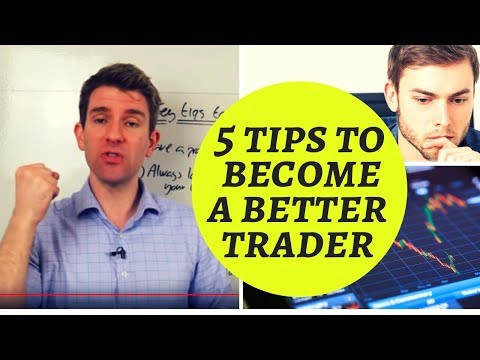 5 Key Tips to Becoming a Better Trader 👍