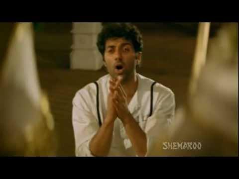 Pehli Baar Tere Mandir - Sunny Deol - Pallavi Joshi - Krodh - Laxmikant Pyarelal - Hindi Song