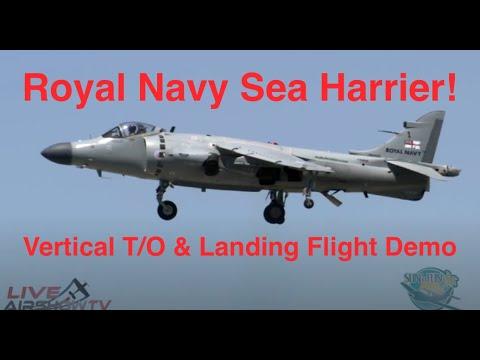 SUN 'n FUN 2017 - Art Nalls AV8B Harrier