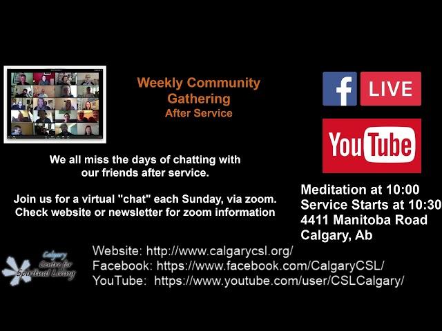 Sunday Love Stream - May 2, 2021 -