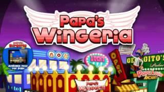 Прохождение онлайн игры  Папа ЛуиКрылышки