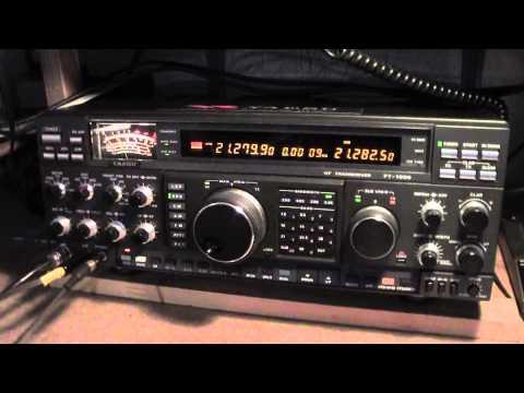 Ham Radio op 5W0W Ralph in Samoa