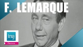 "Francis Lemarque ""A Paris"" (live officiel) 