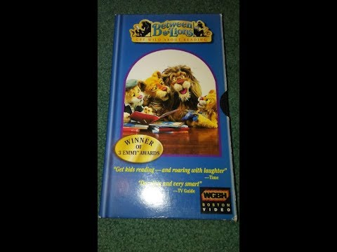 Between The Lions: Out In Outer Space (VHS Rip)