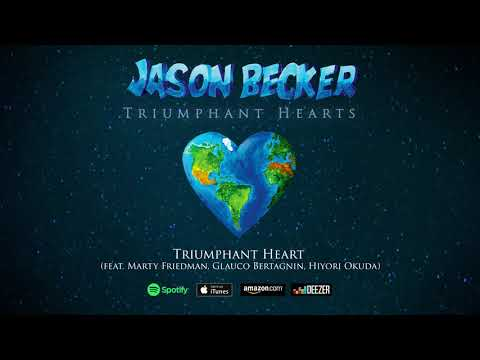 Jason Becker - Triumphant Heart (feat. Marty Friedman, Glauco Bertagnin, Hiyori Okuda) Mp3