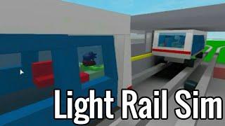 ROBLOX/Yan Transit | Light Rail Drive [Bombardier C801]