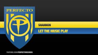 Shannon - Let The Music Play (Chris Cox & Trent Cantrelle Remix)