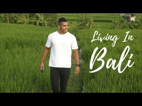 My New Life In Bali | How I Make $$ Online + What I Eat In A Day Vlog