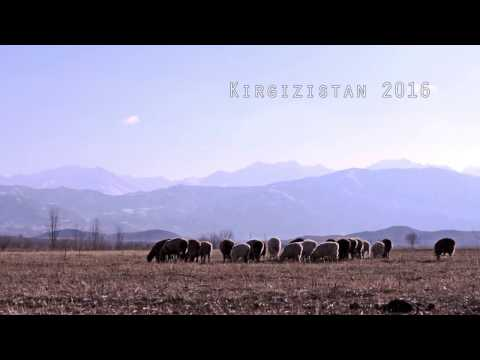 A trip to Kyrgyzstan in Central Asia