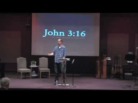 John 3:16 - November 5, 2017