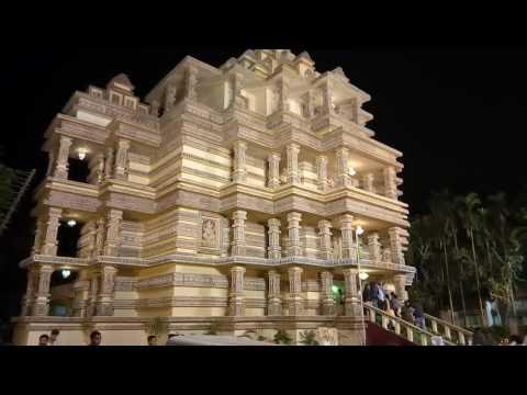 Jagadhatri puja , Krishnanagar 2016