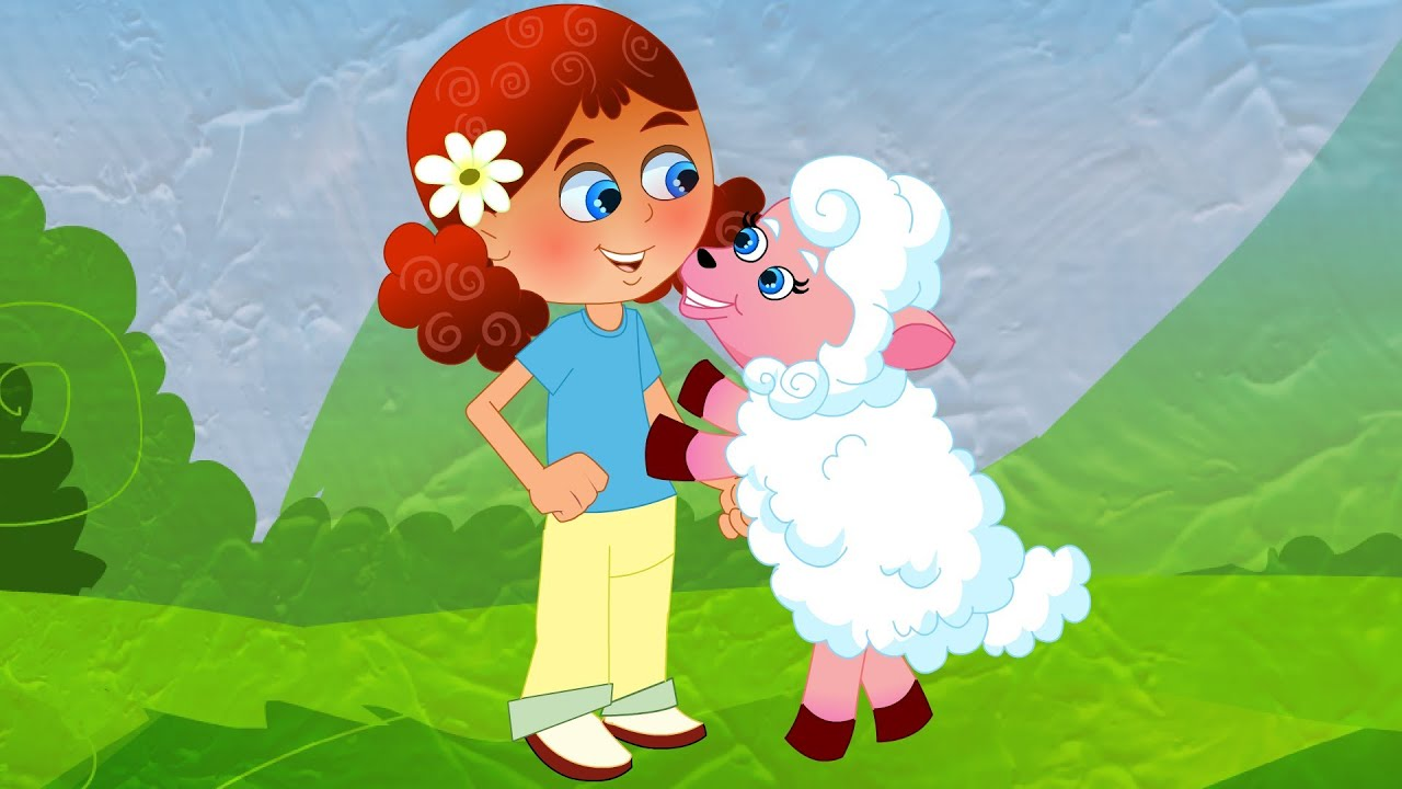 Mary Had A Little Lamb Nursery Rhymes For Kids Kids Tv