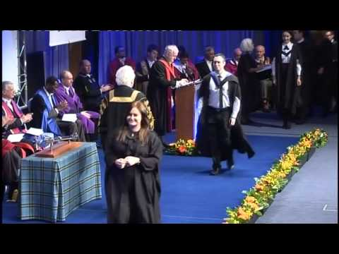 Heriot Watt School of Engineering and Physical Sciences Graduation 2014