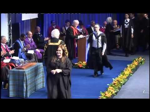 Heriot Watt School of Engineering and Physical Sciences Graduation 2014