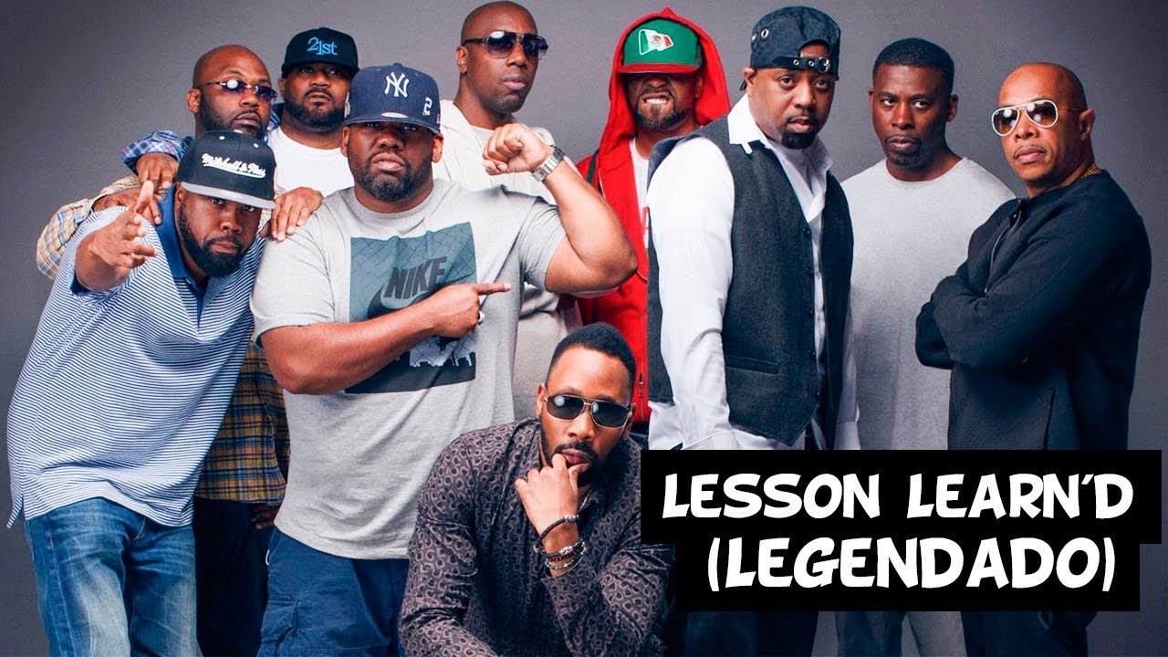Wu Tang Clan Lesson Learnd Legendado Youtube