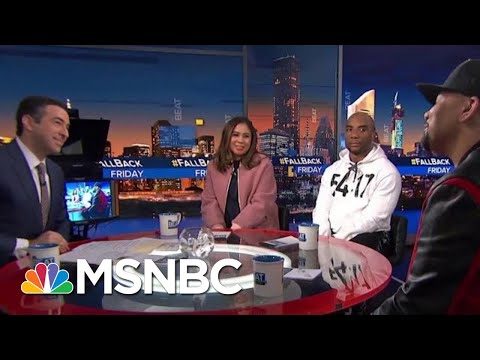 Charlamagne, Angela & DJ Envy Dish On Obama & Wildest Interviews | The Beat With Ari Melber | MSNBC