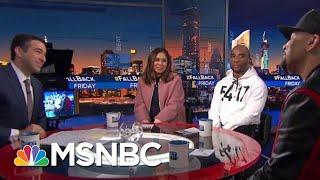 Charlamagne, Angela & DJ Envy Dish On Obama & Wildest Interviews | The Beat With Ari Melber | MSNBC