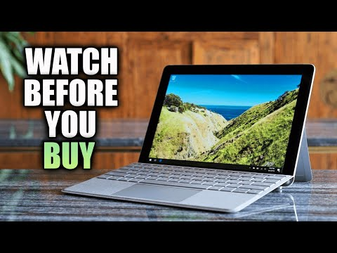 Microsoft Surface Go - Watch This Video Before Buying