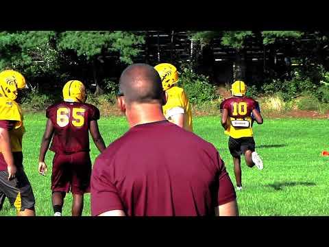 Central Regional High School Football Is Back