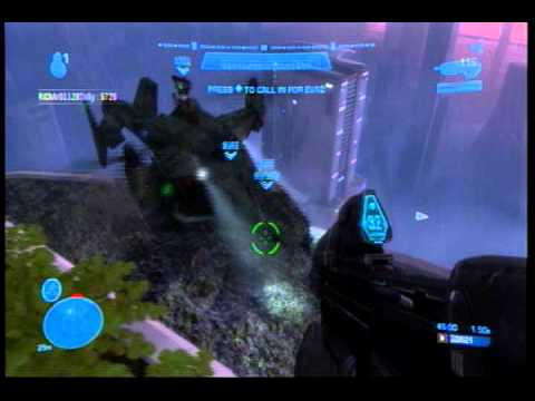 Halo Reach Campaign Easter Eggs New Alexandria Mission