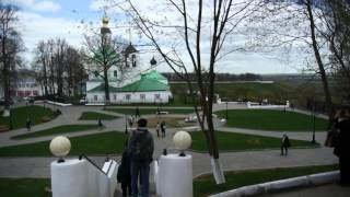 видео Владимир достопримечательности.  Что посмотреть в городе интересного
