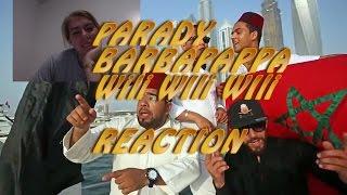 Barbapappa Parody REACTION!!