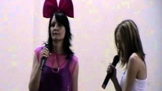 Лагерь Орбита 2 смена 2011 Вожатский концерт Comedy Woman