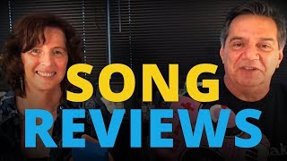 "Song Review ""Speed Dating"" With Robin Frederick"