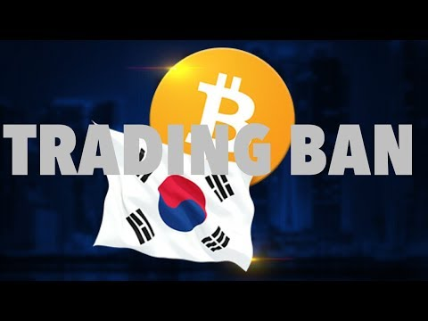 SOUTH KOREA BITCOIN BAN | NEW STRICT REGULATION | BTC DOWN TO $16,200