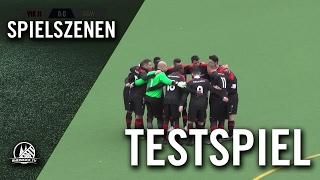 FC Viktoria Köln II - SG Köln-Worringen (Testspiel) - Spielszenen | RHEINKICK.TV