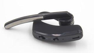 видео Voyager PRO HD Bluetooth гарнитура