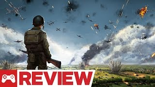 Steel Division: Normandy '44 Review (Video Game Video Review)