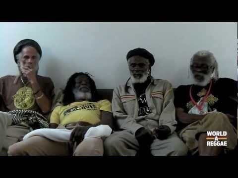 Interview The Congo's with WorldAReggae.com