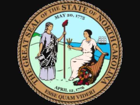 State Song of North Carolina
