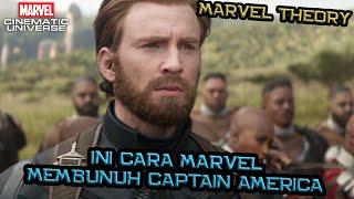 Begini Cara CAPTAIN AMERICA Dibunuh Di Avengers 4 | Marvel Theory