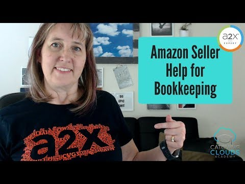 A2X Amazon Seller Help for Bookkeeping