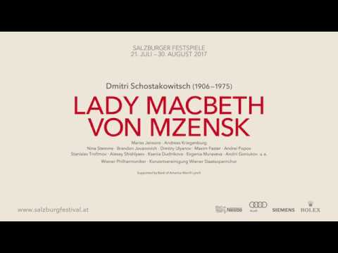 Lady Macbeth von Mzensk 2017 • Interview mit Andreas Kriegenburg