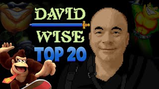 BEST OF David Wise (DK Country, Battletoads...) GAME MUSIC ♫ TOP 20